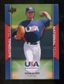 2009/10 Upper Deck USA Baseball #USA3 Cody Wheeler