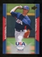 2009/10 Upper Deck USA Baseball #USA11 T.J. Walz