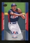 2009/10 Upper Deck USA Baseball #USA17 Brad Miller