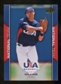2009/10 Upper Deck USA Baseball #USA21 Andy Wilkins