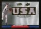 2009/10 Upper Deck USA Baseball 16U National Team Jerseys #HH Hayden Hurst