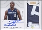 2012/13 Panini National Treasures #106 Bismack Biyombo Rookie Patch Auto #047/199