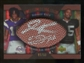 2007 Upper Deck Sweet Spot Pigskin Signatures Dual #RH Sidney Rice Johnnie Lee Higgins /50