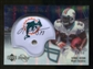 2007 Upper Deck Sweet Spot Signatures Silver 50 #BR Ronnie Brown Autograph /50