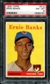 1958 Topps Baseball #310 Ernie Banks PSA 8 (NM-MT) *5757