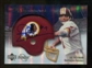 2007 Upper Deck Sweet Spot Signatures Silver #TN Joe Theismann /75