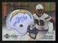2007 Upper Deck Sweet Spot Signatures Gold #LN Legedu Naanee /20