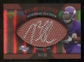 2007 Upper Deck Sweet Spot Pigskin Signatures Bronze #AA2 Aundrae Allison /25
