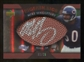 2007 Upper Deck Sweet Spot Pigskin Signatures Bronze #SI Mike Singletary /25