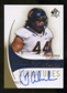 2010 Upper Deck SP Authentic Gold #137 Tyson Alualu RC Autograph 24/25