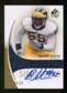 2010 Upper Deck SP Authentic Gold #138 Brandon Graham RC Autograph 25/25