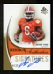 2010 Upper Deck SP Authentic Gold #172 Jacoby Ford RC Autograph 24/25