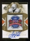 2010 Upper Deck SP Authentic Championship Patch Autographs #SK Sergio Kindle Autograph