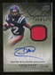 2010 Upper Deck Exquisite Collection Signature Jersey #ESJDM Dexter McCluster Autograph /99