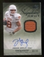 2010 Upper Deck Exquisite Collection Signature Jersey #ESJSH Jordan Shipley Autograph /99
