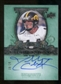 2010 Upper Deck Exquisite Collection Endorsements #EDC Dallas Clark Autograph /20
