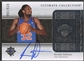 2006/07 Ultimate Collection #211 Renaldo Balkman Rookie Auto #026/350