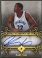 2006/07 Ultimate Collection #USRG Rudy Gay Signatures Auto