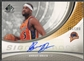 2005/06 SP Game Used #BD Baron Davis SIGnificance Auto #091/100