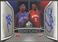 2006/07 SP Game Used #RJ Quentin Richardson & Joe Johnson SIGnificance Dual Auto /50
