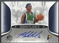 2006/07 SP Game Used #MD Marquis Daniels SIGnificance Auto /100