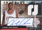 2004/05 SPx #121 Lionel Chalmers Throwback Rookie Jersey Auto