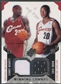 2004/05 SPx #JS LeBron James & Eric Snow Winning Materials Combos Jersey
