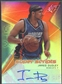 2008/09 SPx #SSJD Jared Dudley Super Scripts Auto