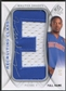 """2008/09 SP Authentic #RCNWS Walter Sharpe Letter """"E"""" Patch Auto #1/7"""