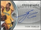 2006/07 SP Authentic #TC Tyson Chandler Chirography Auto