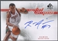 2008/09 SP Authentic #VSSE Ramon Sessions Vital Signs Auto