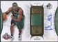 2008/09 SP Authentic #114 J.R. Giddens Rookie Patch Auto #209/499
