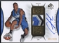 2008/09 SP Authentic #123 Courtney Lee Rookie Patch Auto #094/499