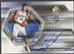 2004/05 SP Authentic #KH Kris Humphries Signatures Rookie Auto