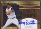 2007 Upper Deck Elements #DB Denny Bautista Elemental Auto