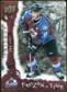 2008/09 Upper Deck Trilogy Frozen in Time #118 Joe Sakic /799