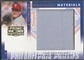 2005 Prime Patches #51 Curt Schilling Major League Materials Jumbo Jersey #217/256