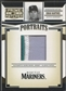 2005 Prime Patches #38 Edgar Martinez Portraits Sleeve Patch #7/7