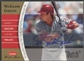 "2006 Greats of the Game #DD Darren Daulton Nickname Greats Auto ""Dutch"""