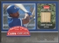2006 Greats of the Game #AD Andre Dawson Cubs Greats Memorabilia Bat
