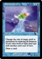 Magic the Gathering Invasion Single Crystal Spray Foil