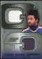 2003/04 Upper Deck SP Game Used Game Gear Combo #GCGF Grant Fuhr /85