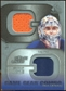 2003/04 Upper Deck SP Game Used Game Gear Combo #GCRD Rick DiPietro /85