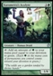 Magic the Gathering Theros Single Karametra's Acolyte Foil - NEAR MINT (NM)