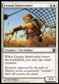 Magic the Gathering Theros Single Leonin Snarecaster - NEAR MINT (NM)
