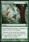 Magic the Gathering Theros Single Shredding Winds - NEAR MINT (NM)