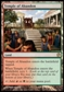 Magic the Gathering Theros Single Temple of Abandon - NEAR MINT (NM)