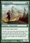 Magic the Gathering Theros Single Voyaging Satyr - NEAR MINT (NM)