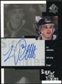 2000/01 Upper Deck SP Authentic Sign of the Times #LR Luc Robitaille Autograph