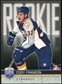 2008/09 Upper Deck Be A Player #RR296 Cody Franson XRC /99